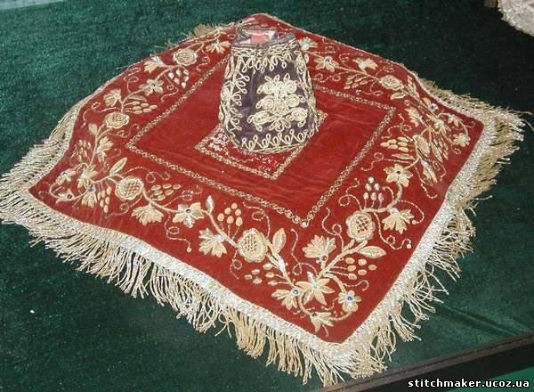 образцы вышивок крымских татар